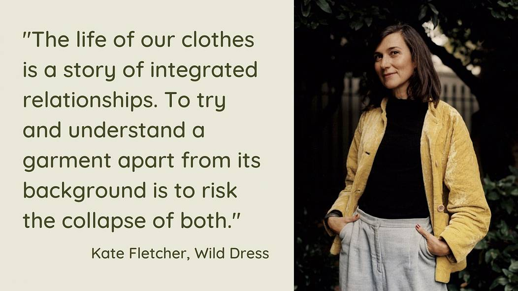 Living Recommends Rewilding Our Relationship With Our Wardrobe Living