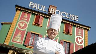 Ünlü Fransız şef Paul Bocuse