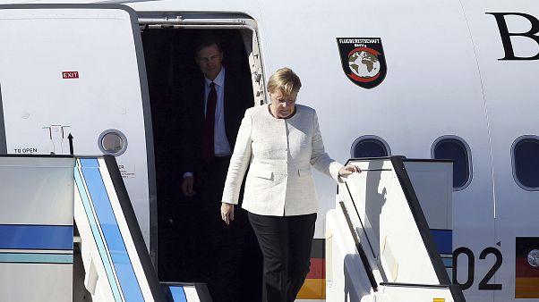 Merkel 24 Ocak'ta Türkiye'yi ziyaret edecek