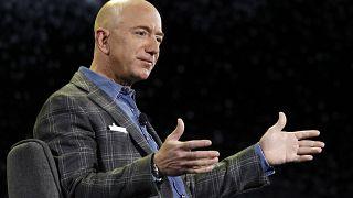 Amazon İcra Kurulu Başkanı Jeff Bezos