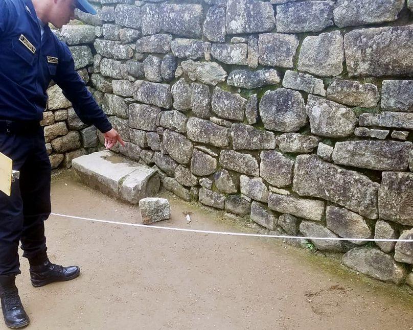 Policía del Perú/ AFP