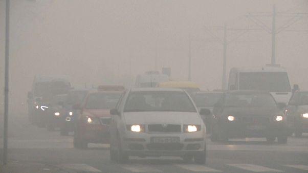 Los Balcanes respiran aire contaminado