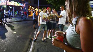 سياحة الحفلات في جزر البليار الإسبانية
