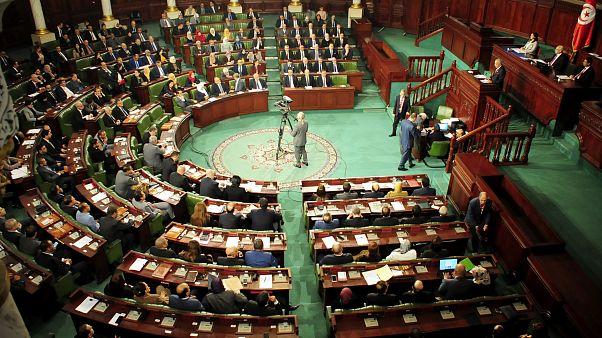 صورة للبرلمان التونسي