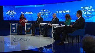 El nuevo posicionamiento geopolítico de Europa, a debate en The Global Conversation en Davos