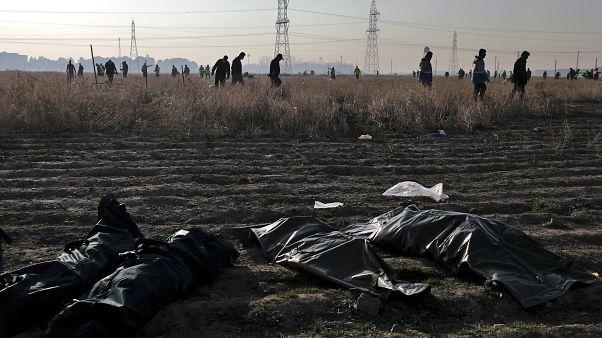 İran'ın düşürdüğü Ukrayna yolcu uçağı