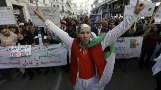 """الجزائريون يواصلون التظاهر للأسبوع 48 للتأكيد على قوة الحراك وسط شكوك بـ""""فشله"""""""