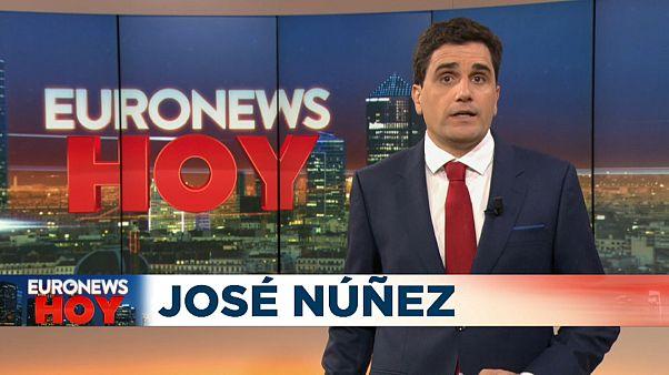 Euronews Hoy | Las noticias del viernes 17 de enero de 2020