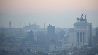 تلوث الهواء في إيطاليا