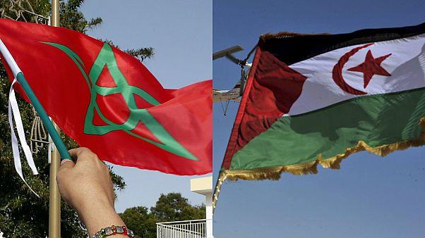 ملف الصحراء الغربية والمغرب/ صورة توضيحية