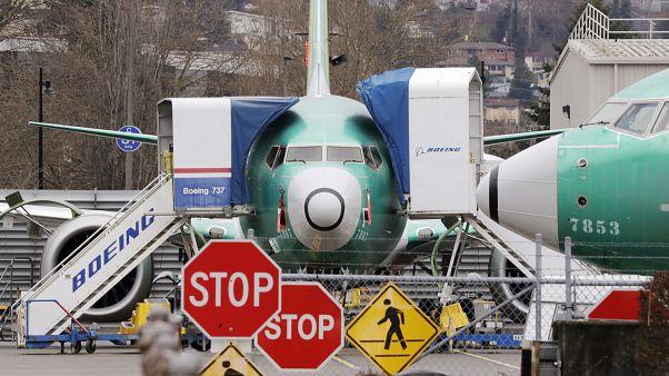 طائرة بوينغ 737 ماكس