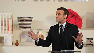 امانوئل ماکرون، رئیسجمهوری فرانسه