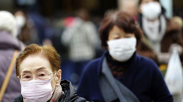 Airline passengers travelling from China screened for new coronavirus