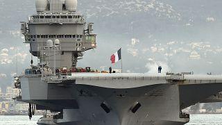 حاملة الطائرات الفرنسية شارل ديغول