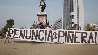 A santiagói tüntetéssorozat gyászos mérlege