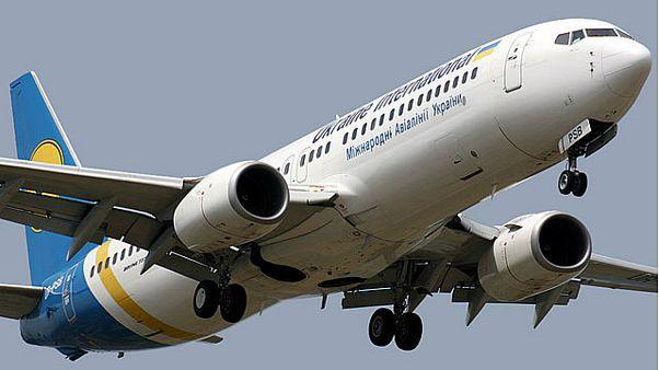 عکس تزیینی است؛ هواپیمای مسافری بوئینگ ۷۳۷ اوکراین