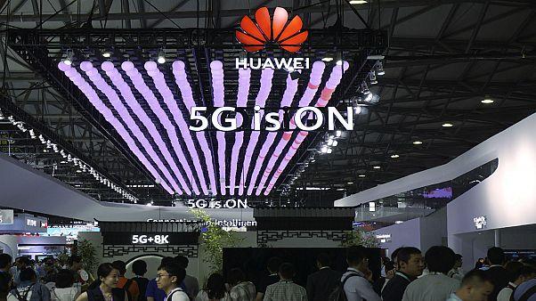 المعرض العالمي للهاتف النقال في شانغهاي في الصين