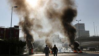 Новые столкновения в Бейруте