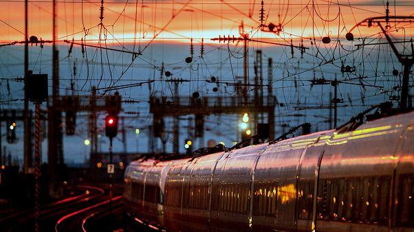 Países europeos reactivan los trenes nocturnos ante la demanda de un transporte menos contaminante