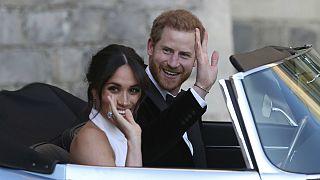 Meghan Markle e Harry dizem adeus aos títulos monárquicos e aos fundos da coroa
