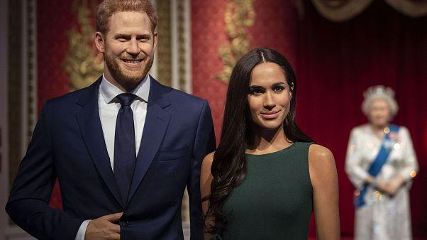 انسحاب هاري وميغن من الحياة الملكية يبدأ رسميا في 31 مارس