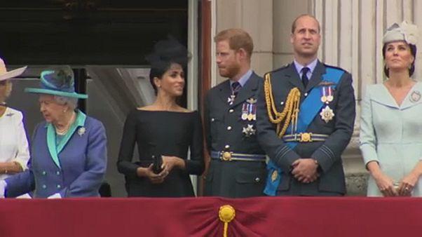 Nem lesz királyi fenség Harry és Meghan