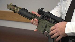 قائد شرطة أميركي مدافع عن حمل الأسلحة يتحدى سلطات ولاية فرجينيا