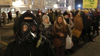 Кто в ответе за смог на Балканах?