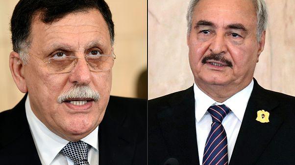 В Берлине начинаются переговоры о перемирии в Ливии