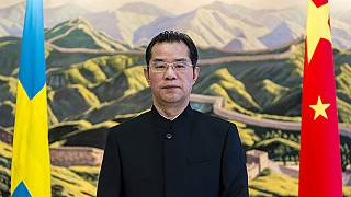 Gui Congyou, the Chinese ambassador to Sweden