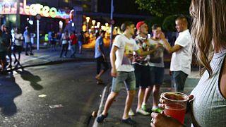 ممنوعیت گردشگری الکل در جزایر اسپانیایی