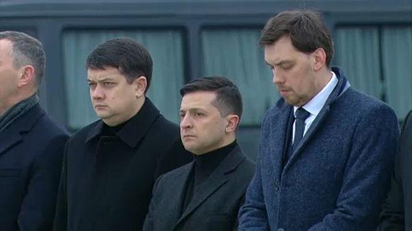 Megérkeztek Kijevbe az iráni légibaleset ukrán áldozatainak földi maradványai