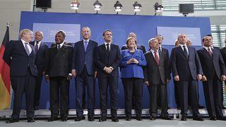 Берлинская попытка умиротворить Ливию