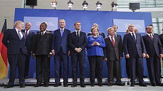 Compromisso de paz na Líbia