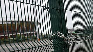 Espaço inaugurado há quatro anos para os jogos Rio2016 foi fechado a cadeado