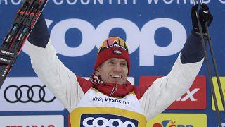 Российские медали на ЧМ по лыжным гонкам в Чехии