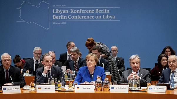 حمایت شرکت کنندگان «کنفرانس برلین» از آتشبس لیبی و تحریم تسلیحاتی این کشور