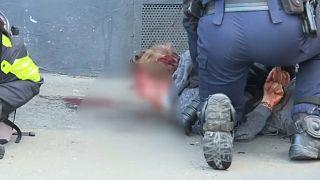 Во Франции участились случаи полицейского насилия