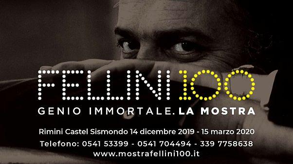 Ένας αιώνας Φεντερίκο Φελίνι