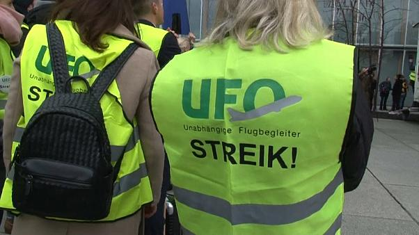 Nächste Runde im Arbeitskampf: Wieder Streik bei Lufthansa