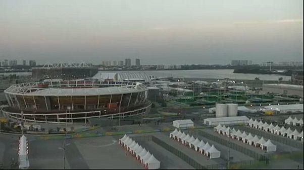 Brazília: bezár az olimpiai szellem stadion