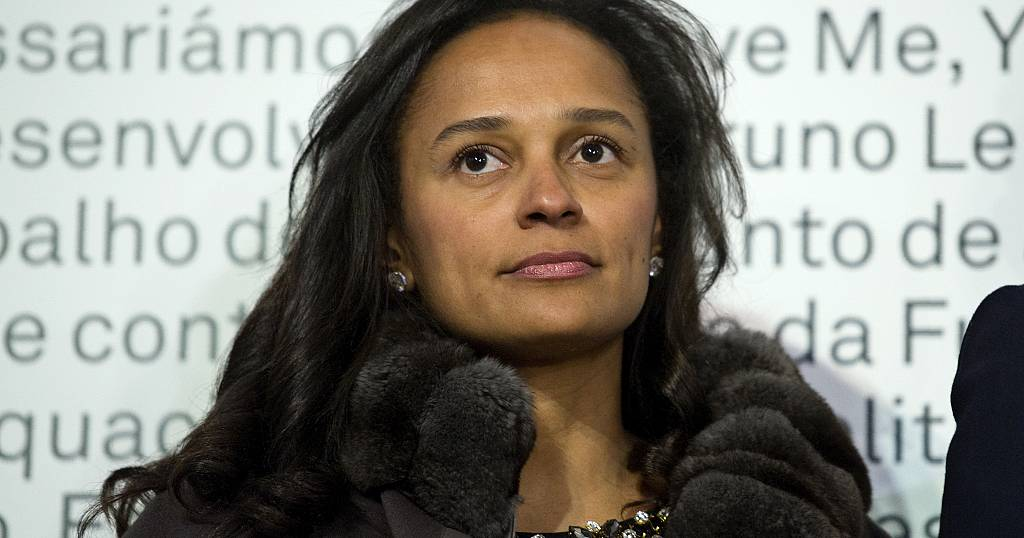 Angola's Isabel dos Santos to pay $340 mln in damages by French court   Africanews