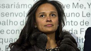 Angola President's Daughter