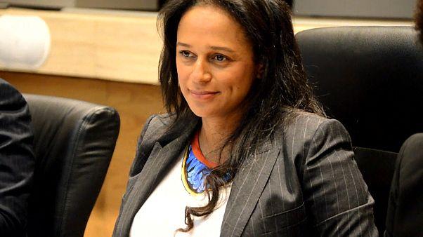 Reichste Frau Afrikas: Schwere Vorwürfe gegen Isabel dos Santos