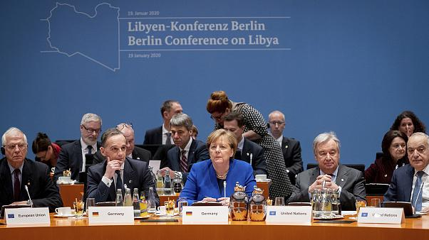 Libyen-Konferenz: Keine Truppen und Waffen mehr