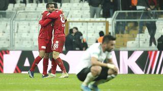 Sivasspor 3 puanı aldı, Süper Lig'in zirvesindeki 5 takım ligin ikinci yarısına galibiyetle başladı