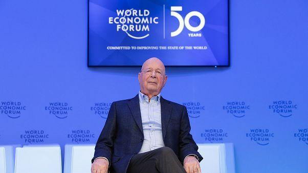 """Le climat est """"une priorité"""" au Forum économique mondial"""