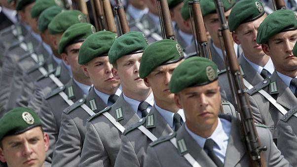 دادگاه مترجم ارتش آلمان به اتهام جاسوسی برای ایران آغاز شد