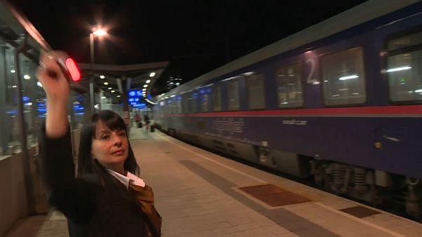 Neuer ÖBB-Nachtzug Wien-Brüssel: Was macht Berlin?