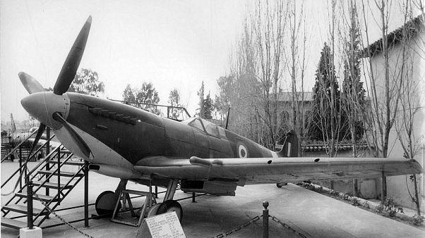 Πρώτη δοκιμαστική πτήση του «Spitfire MJ755» MJ755 της ΠΑ - ΒΙΝΤΕΟ